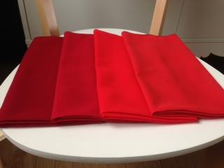 パーソナルカラー、赤の種類