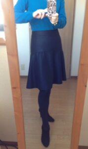 デプレ スカート