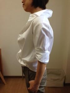 Deuxieme Classeのカシュクールシャツ