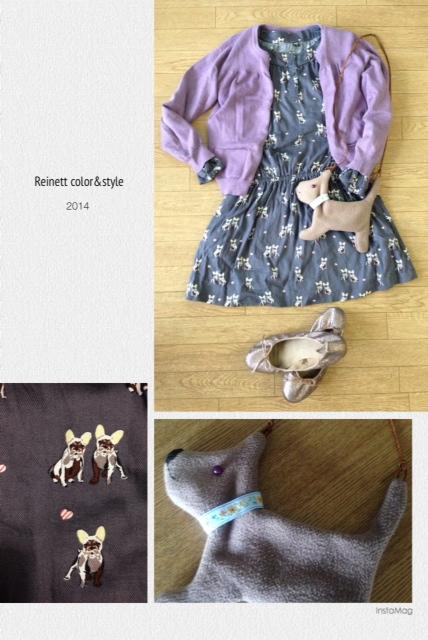 フレンチシックなユニクロの子供服