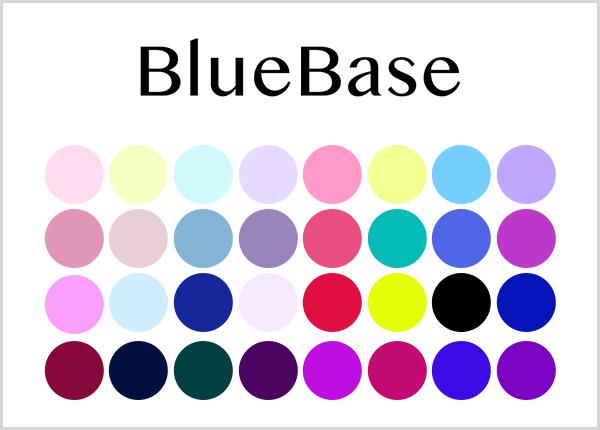 ブルーベース|パーソナルカラー診断